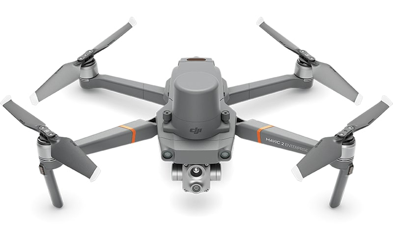 Квадрокоптер DJI Mavic 2 Enterprise Advanced (114520)