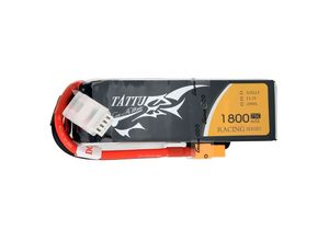 Tattu 1800mAh 11.1V 75C 3S Racing Lipo аккумулятор (103625)